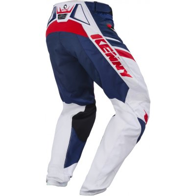KENNY kalhoty TITANIUM 17 blue/white/red