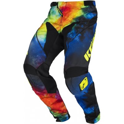 KENNY kalhoty PERFORMANCE 17 Tie and Dye