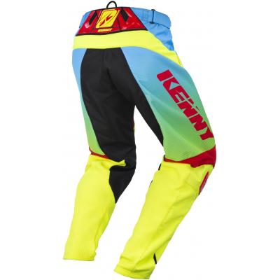 KENNY kalhoty PERFORMANCE 17 lemon
