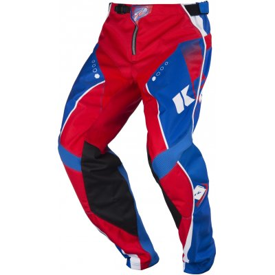 KENNY nohavice TRACK 17 blue / red