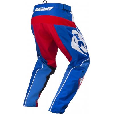 KENNY kalhoty TRACK 17 dětské blue/red