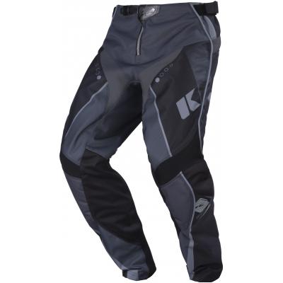 KENNY kalhoty TRACK 17 dětské black/grey