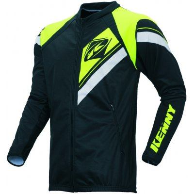 KENNY bunda ENDURO LIGHT 17 black/neon yellow