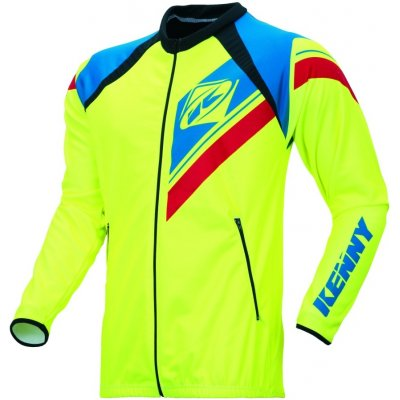 KENNY bunda ENDURO LIGHT 17 neon yellow/blue/red