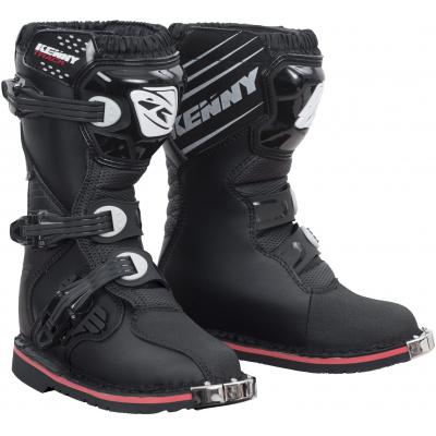 KENNY topánky TRACK 17 detské black