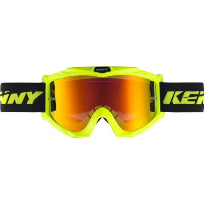 KENNY okuliare TRACK + 17 neon yellow