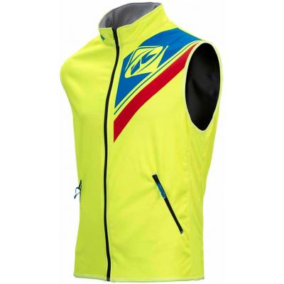 KENNY vesta ENDURO 17 neon yellow/blue/red