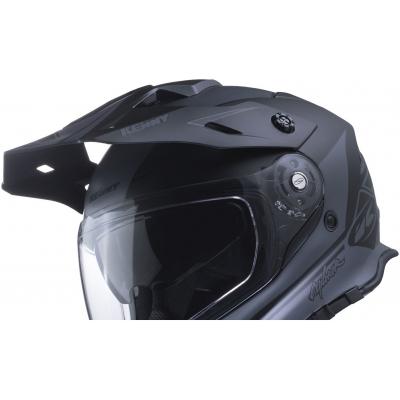 KENNY kšilt EXPLORER 17 grey/black