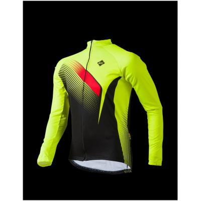 KENNY cyklo bunda HIVER 14 fluo yellow