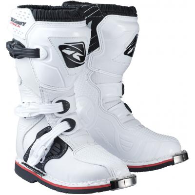 KENNY boty TRACK 15 dětské white