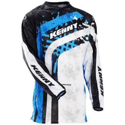 KENNY dres PERFORMANCE 12 blue
