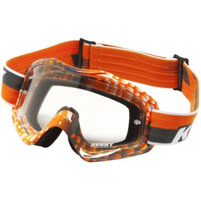 KENNY brýle PERFORMANCE 12 Dotz orange