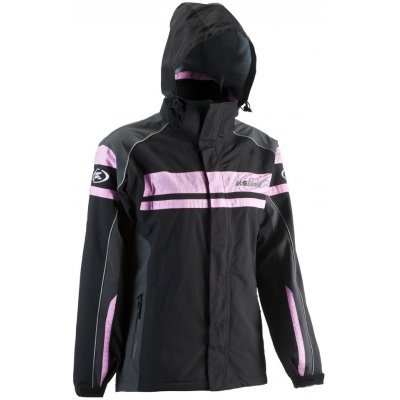 KENNY bunda PARKA RACING 11 dámská black/pink