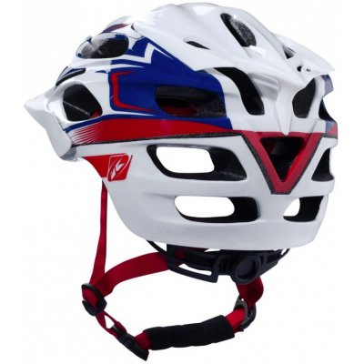 KENNY cyklo přilba ENDURO S2 16 blue/white/red