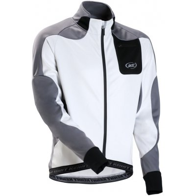 KENNY cyklo bunda SOFTSHELL TECK 12 white