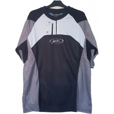 KENNY cyklo dres UP AND DOWN grey/black