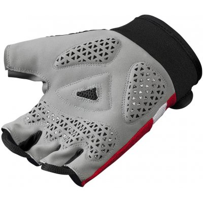 KENNY cyklo rukavice MITTEN FACTORY red