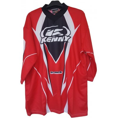 KENNY cyklo dres MANCHES 09 red