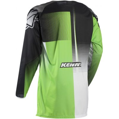 KENNY dres PERFORMANCE 13 green