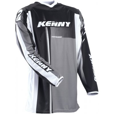 KENNY dres PERFORMANCE 13 grey