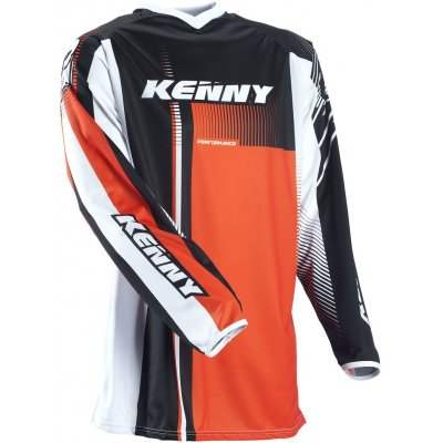 KENNY dres PERFORMANCE 13 orange