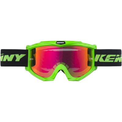 KENNY brýle TRACK+ 18 neon green