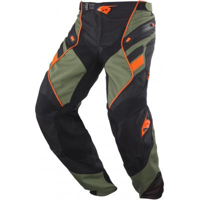 KENNY kalhoty TITANIUM 18 army