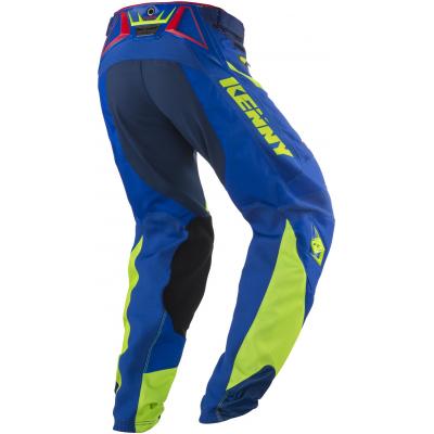 KENNY kalhoty TITANIUM 18 cyan