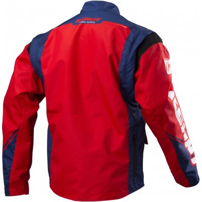 KENNY bunda TRACK 18 blue/white/red