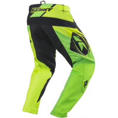 KENNY kalhoty TRACK 18 lime