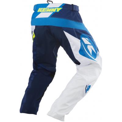 KENNY kalhoty TRACK 18 navy/cyan