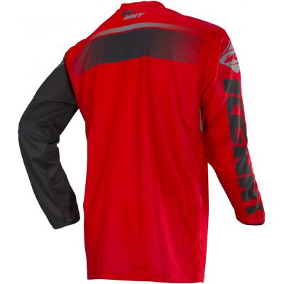 KENNY dres TRACK 18 dětský grey/red