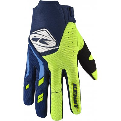 KENNY rukavice PERFORMANCE 18 navy/lime