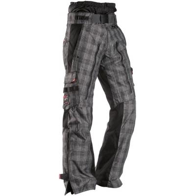 KENNY kalhoty EXTREME 13 tweed