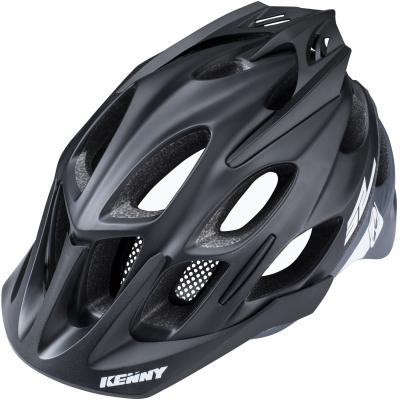 KENNY cyklo přilba ENDURO S2 18 black/grey