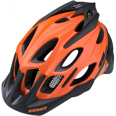 KENNY cyklo přilba ENDURO S2 18 neon orange
