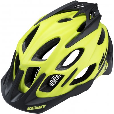 KENNY cyklo přilba ENDURO S2 18 neon yellow