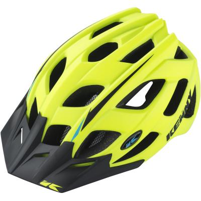 KENNY cyklo přilba K1 17 neon yellow