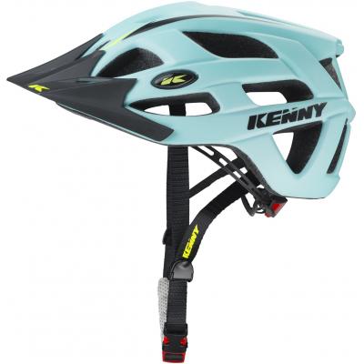 KENNY cyklo přilba K1 17 turqoise