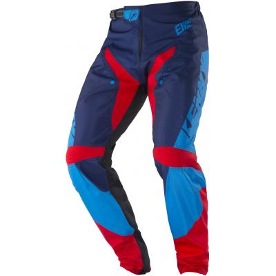 KENNY cyklo kalhoty ELITE 18 navy/cyan