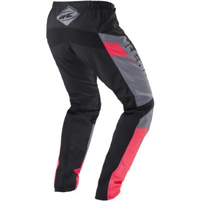 KENNY cyklo kalhoty ELITE 18 black/coral
