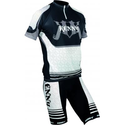 KENNY cyklo dres COURT K2 10 grey