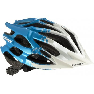 KENNY cyklo přilba SPLASH 12 blue