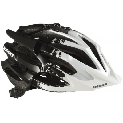 KENNY cyklo přilba SPLASH 12 black