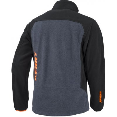 KENNY mikina RACING FLEECE 18 black/grey