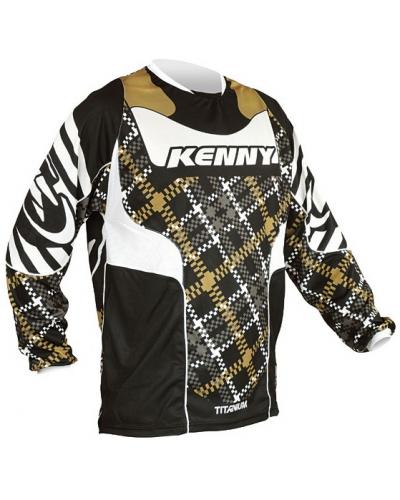 KENNY dres TITANIUM 10 digital gold