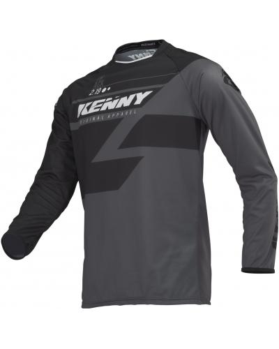 KENNY dres TRACK 19 black/grey