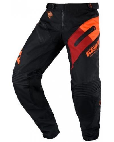 KENNY kalhoty TITANIUM 20 black/orange