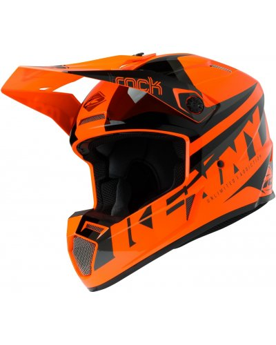 KENNY přilba TRACK Focus 20 neon orange