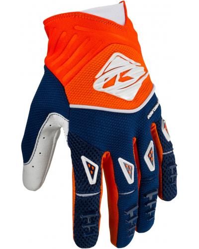 KENNY rukavice PERFORMANCE 16 orange/navy